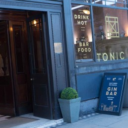 tonic bar worcester